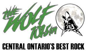 (CKWF FM) The Wolf