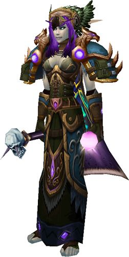 Couleur's World of Warcraft Transmogrify Database | Transmog Sets | WoW Xmog: Leather