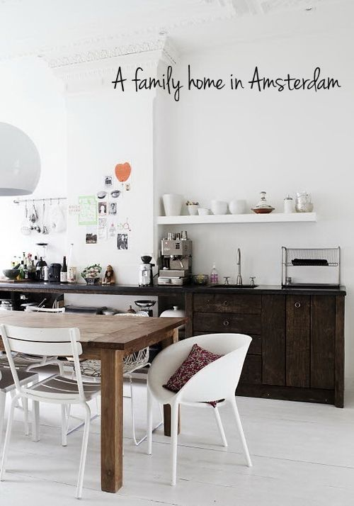 micasaessucasa:    (via a stunning family home in amsterdam | the style files)