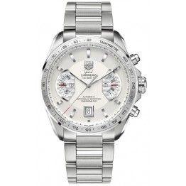 Best TAG Heuer Grand Carrera Calibre 17 RS Automatic Chronograph 43 mm  Watch CAV511B.BA0902
