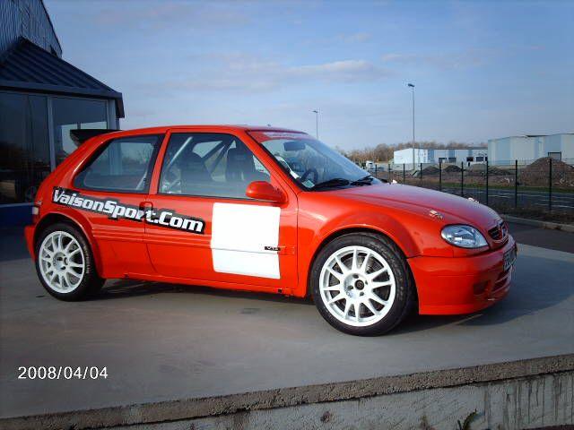 Citroen Saxo Rally Kit Car