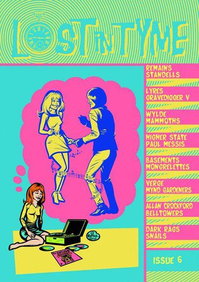 Darren Merinuk For Various   Lost In Tyme   Volume 6 #cover #covercd #