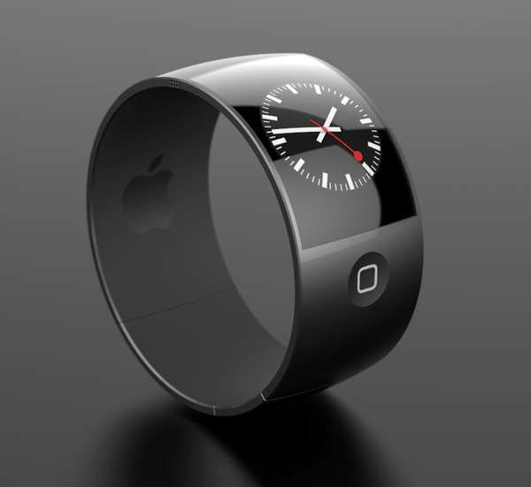Esben Oxholm's iWatch Concept 3