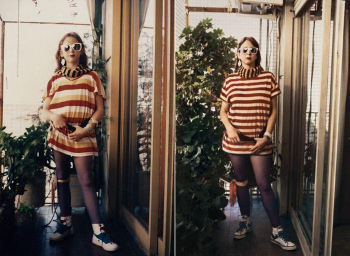 Ingrid, 1987 & 2010