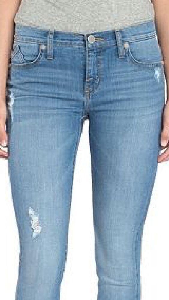 Rock & Republic Kassandra Distressed Riff Raff Womens Jean Plus Size 20W NWT $92 #RockRepublic #BootCut