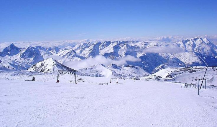 Partez ou repartez aux 2 Alpes, vous ne serez pas déçus. #ski Alpes du Sud