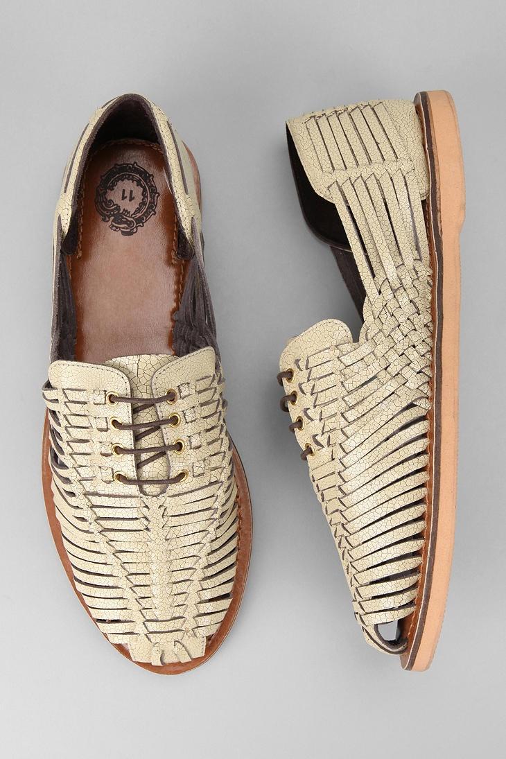 Laced Huarache Sandal