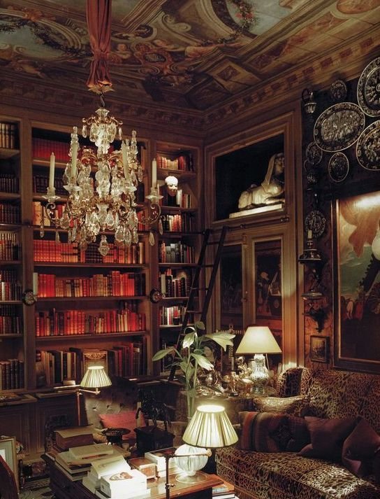 Superb 17 Best Ideas About Home Libraries On Pinterest Home Library Largest Home Design Picture Inspirations Pitcheantrous