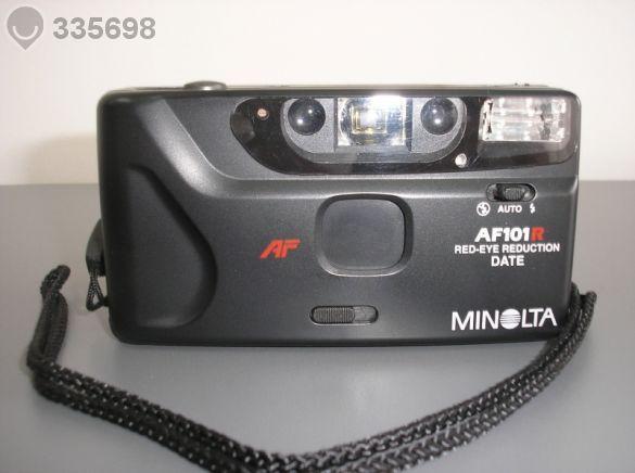 Minolta AF101R date