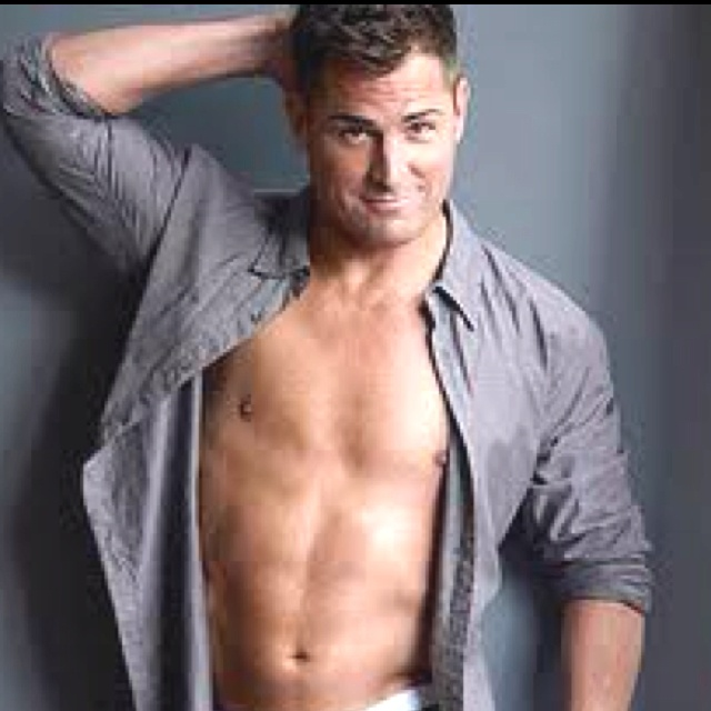 Suggest george eads shirt off something is