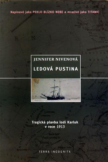 Kniha Ledová pustina | bux.cz