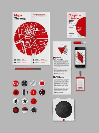 Chopin in the City on the Behance Network