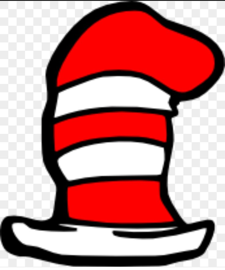 cat in the hat hat - 736×885