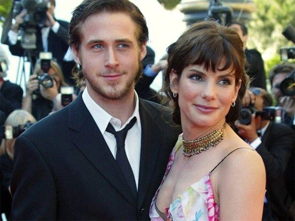 Despite their 16-year age difference, Canada's own Ryan Gosling began a romance with his Murder by Numbers co-star Sandra Bullock during filming of the 2002 flick. Gosling still speaks highly of his much older ex
