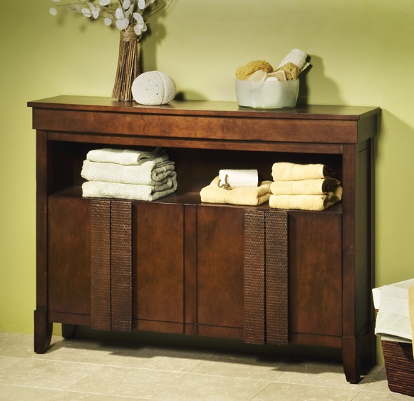 American Standard Tropic Wall Console. Follow us on Twitter @AmercanStandard -- Like Us on Facebook: facebook.com/AmericanStandardPlumbing