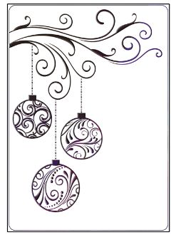 Another simple window-paint pen drawing for your one-hour consignment shop holiday window! More: https://auntiekate.wordpress.com/2015/11/15/1-hour-holiday-windows-for-consignment-resale-shops/
