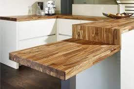 Картинки по запросу деревянные столешницы на кухню