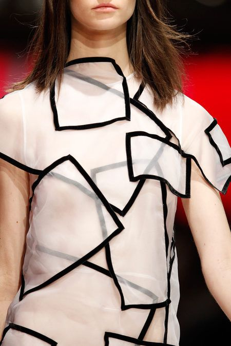 Christopher Kane Fall 2013 Ready-to-Wear Collection Slideshow on Style.com