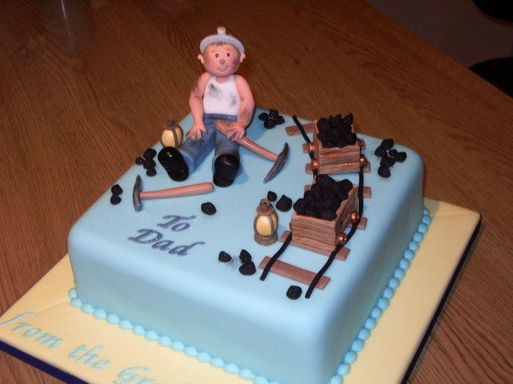 Birthday Cake Coal Miner S Daughter
