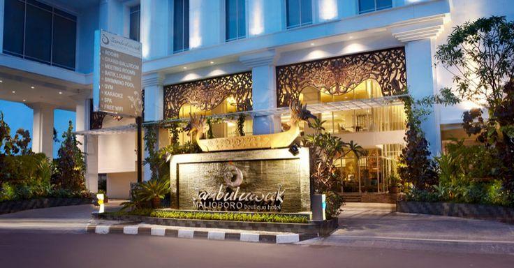 Jambuluwuk Malioboro Boutique Hotel