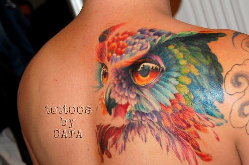 designed and tattooed by cataat Per-4Berlin...