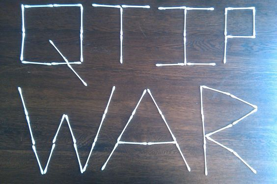 Q-Tip War (or Cotton Bud War for my fellow Brits) is a youth work game that's great for your entire youth group, no matter how how many young people you have. Equipment Masking tape / duct tape Drinking straws (enough for one per person and wide enough to fit Q-Tips inside) Q-Tips (cotton buds) – …