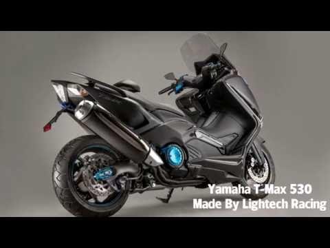 Αξεσουάρ Lightech Racing για Yamaha T-Max 530