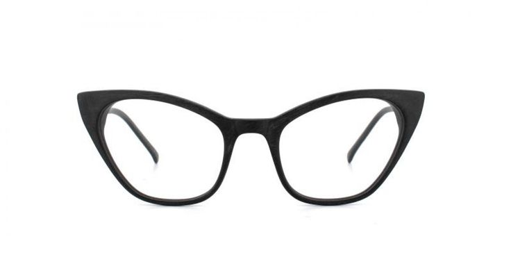 CATTITUDE I MIAOW! A profile frame with an ultra feminine brow line. Not for the faint hearted.