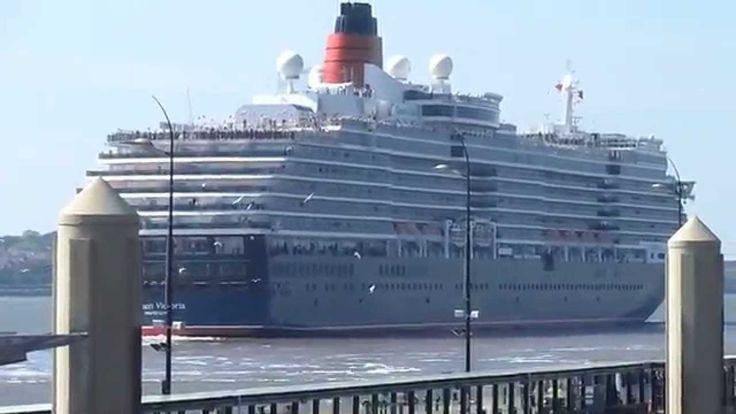 Queen Victoria Cruise Ship Makes Major Milestone