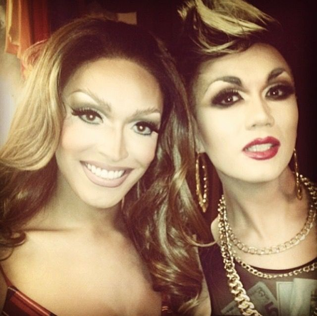 Tatianna and Manila Luzon