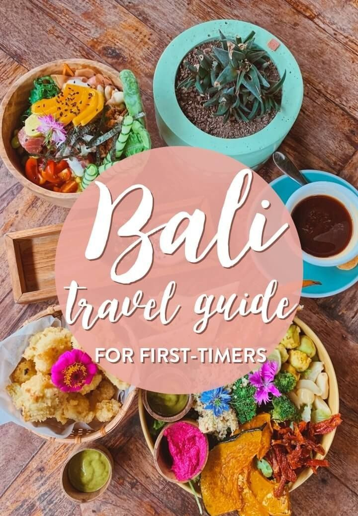 Bali Travel Guide Fot First Timers ❤🛫🌏🛬