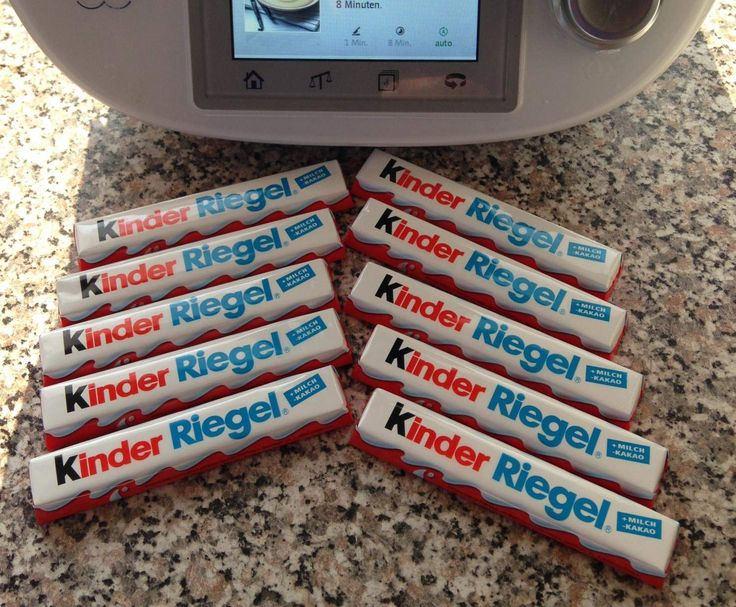 Kinder-Riegel Likör by marbell on www.rezeptwelt.de