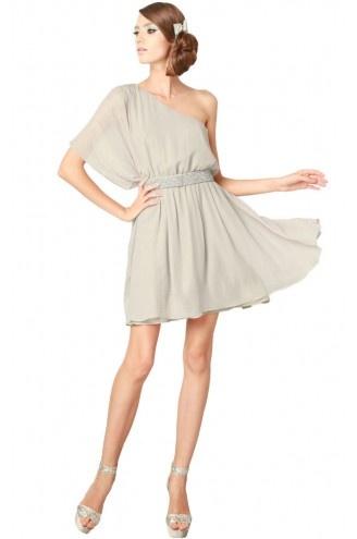 "Alice + Olivia ""side drape blouson dress"": Blouson Dresses, Length Dresses, Draping Blouson, Olivia Side, Side Draping, Alice Olivia"