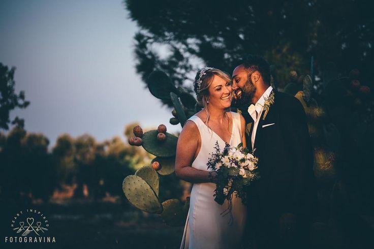 Apulia light sun and countryside... for this destination wedding in a beautiful farm @masseriamontenapoleone Amara and Lee coming soon on my site www.fotogravina.it #wedding #weddingceremony #celebration #bride #groom #bridesmaids #happy #happiness #unforgettable #love #forever #weddingdress #weddinggown #instawedding #smiles #together #ceremony #romance #marriage #weddingday #portrait #photooftheday #instawedding #countryside #congratulations WeddingPlanner: @giusyweddings Flower Designer…