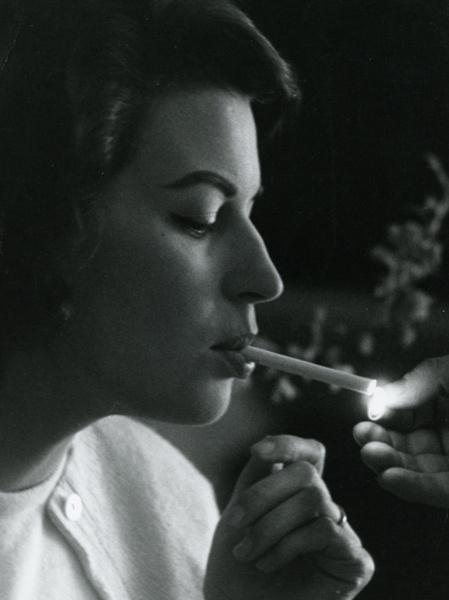 Silvana Mangano by Federico Garolla