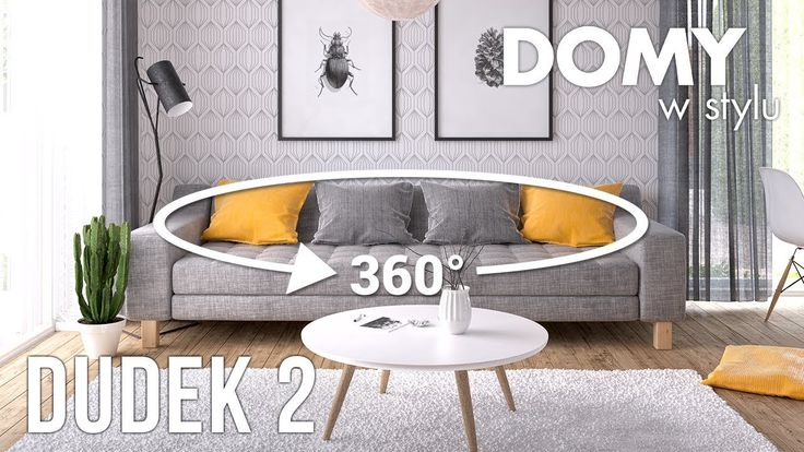 Panorama wnętrz w projekcie Dudek 2. Pełna prezentacja projektu dostępna jest na stronie: https://www.domywstylu.pl/projekt-domu-dudek_2.php #projekty #projekt #projektdomu #projektygotowe #architektura #dom #domparterowy #architecture #design #homedesign #house #home #wnetrza #insides #interiors #video #film #ambrozja #domywstylu #mtmstyl