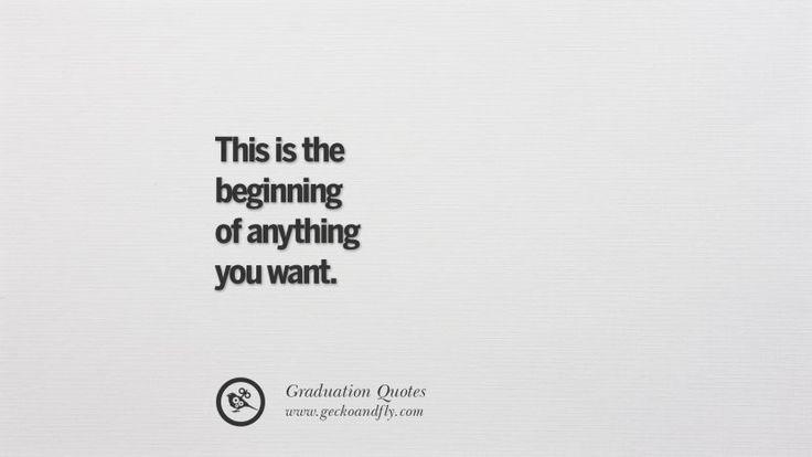 Best 25+ High School Graduation Quotes Ideas On Pinterest