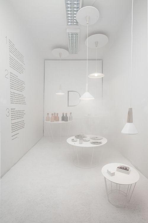 Instalation for Marketa Drzmiskova by Petr Hák - Prague DesignBlok 14' www.petrhak.com