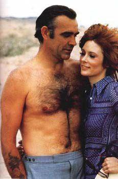 Sean Connery as a Bodybuilder | Sean Connery - Arm Tattoo