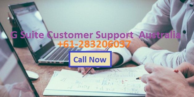 G Suite Tech Support Number Australia +61-283206037
