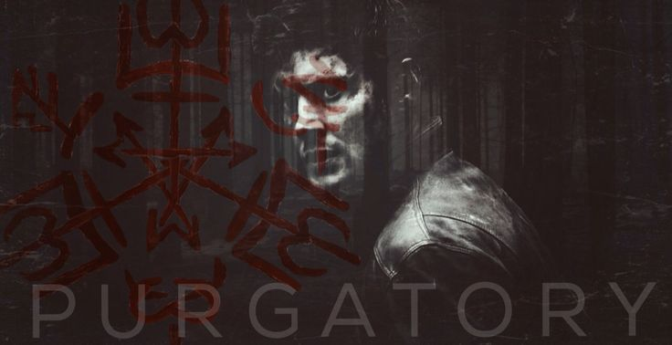 """""""We're in purgatory?"""""""