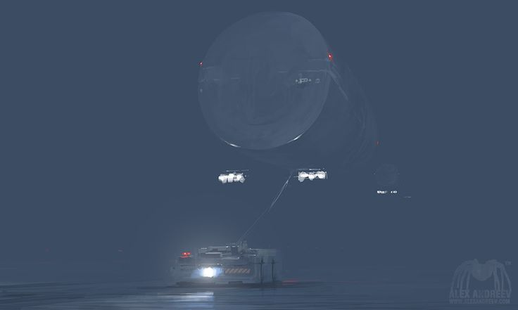 Freight by Alex Andreev