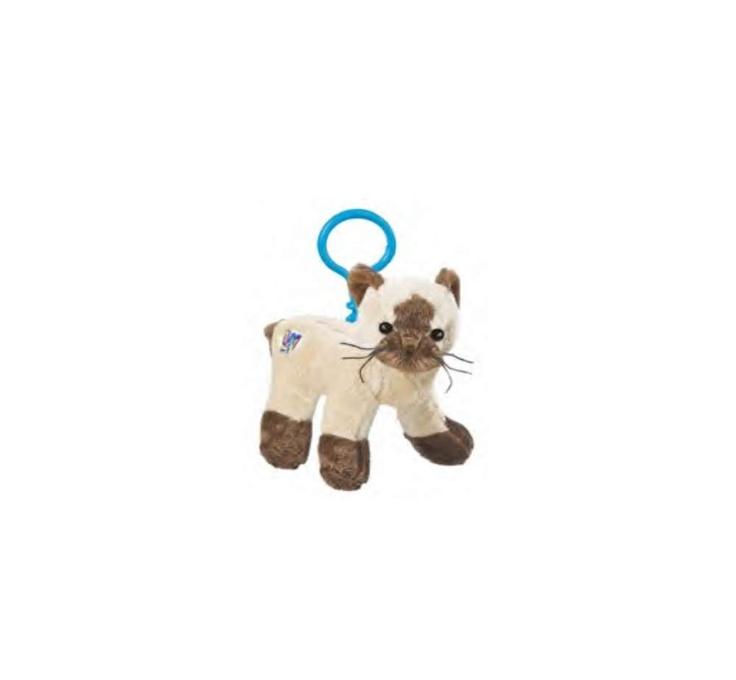 Webkinz Siamese Cat Kinz Klip
