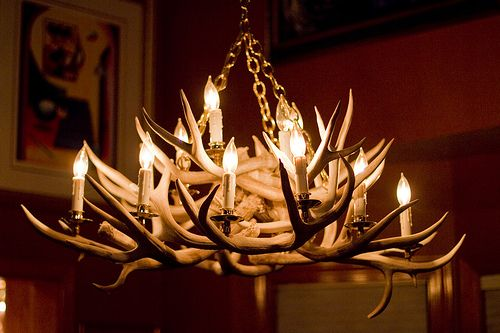 How to Make Deer Antler Chandeliers « Antler Chandelier's Blog