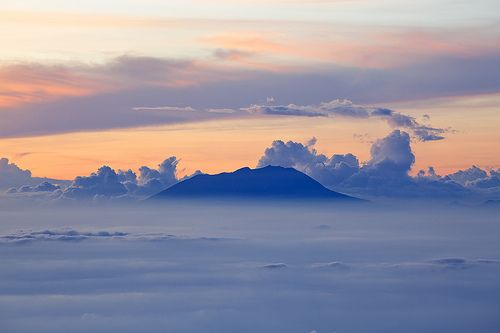 Mt. Lawu, my love, my heart, my soul. My place of peace, happiness and solitude.