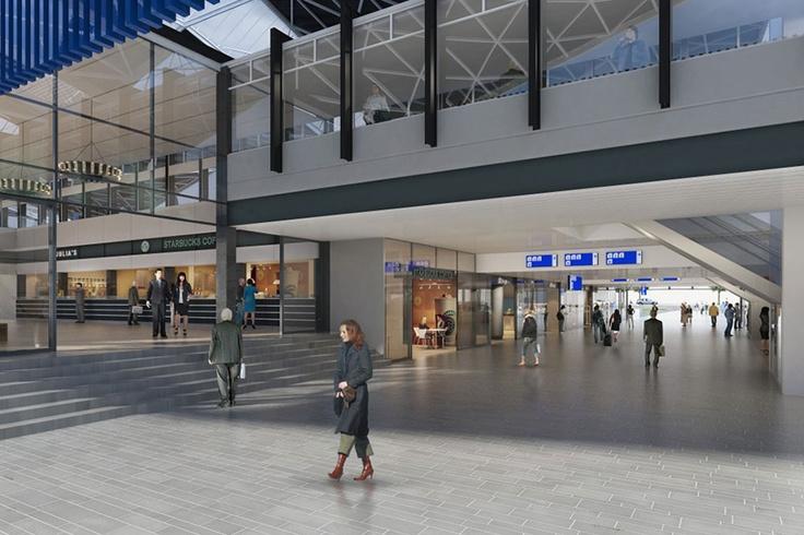 spz013 Renovatie NS Station Spoorzone 013