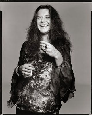Janis Joplin by Richard Avadon