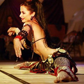 Tribal Belly Dance Master and physical advangages from regular enjoyable routines and knowledge.