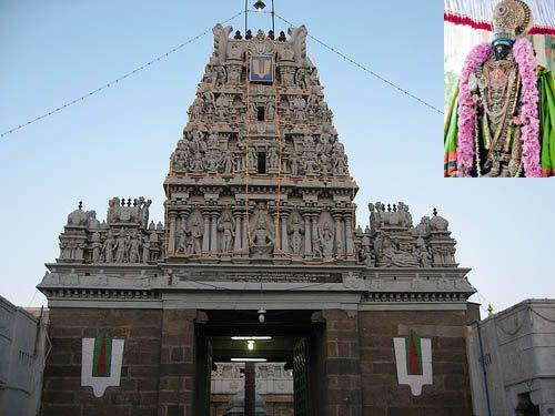 Parthasarathy Temple - Triplicane, Chennai