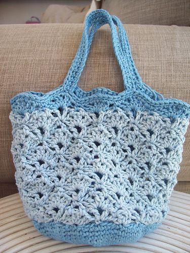 Ravelry: maloje's Beautiful Bag